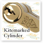 Kitemarked Euro Profile Double Cylinder