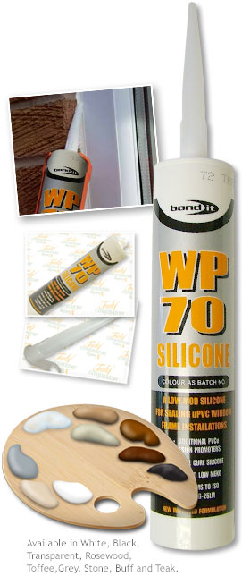 WP70 Low Mod Silicone Sealant