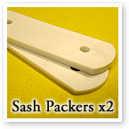Base Packer for Sash Jammer