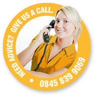 Call Truly PVC on 0845 839 9069
