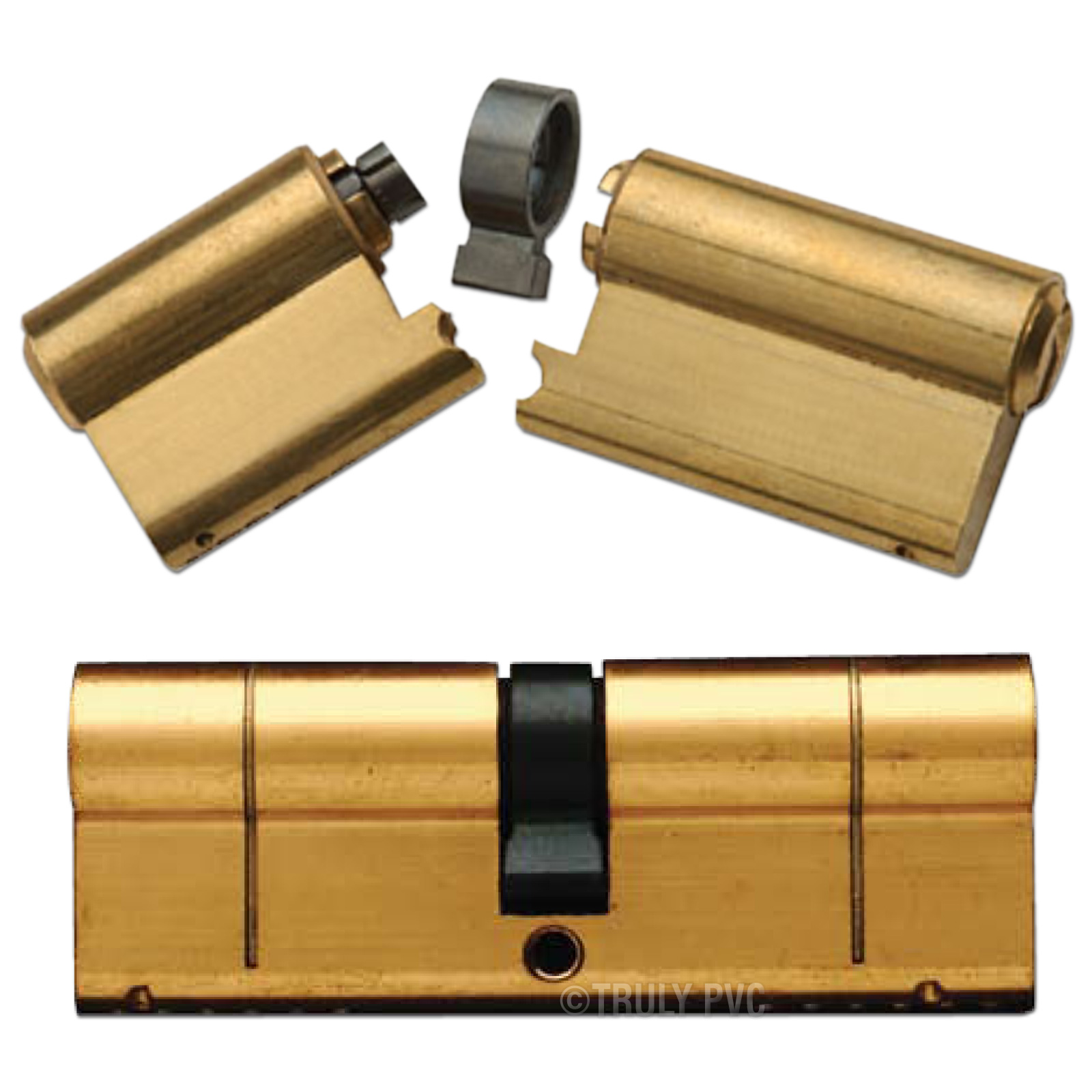 Lock Snapping Anti-Snap Break-Secure Snap-Safe Euro Cylinder Lock