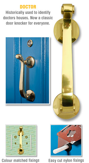 UAP Door Knocker