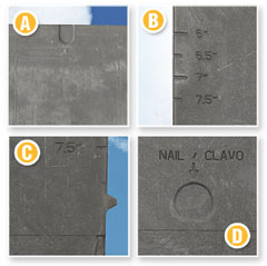 Tapco Synthetic Slate Roof Tile Features