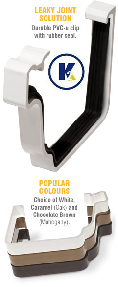 K2 C8066 C8067 Conservatory Gutter Clip Amp Rubber Seal
