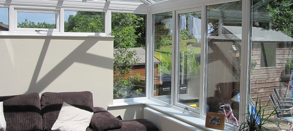 Conservatory Makeover Refurbishment